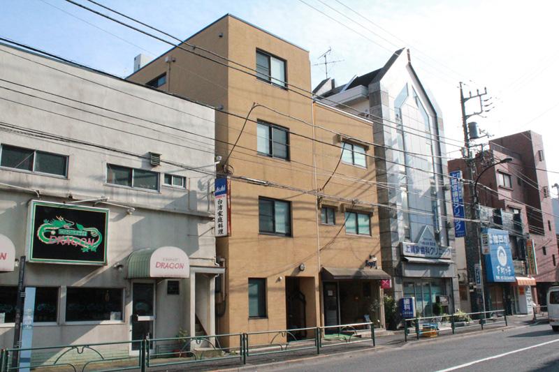 富士見台2(左) / 富士見台1(右)