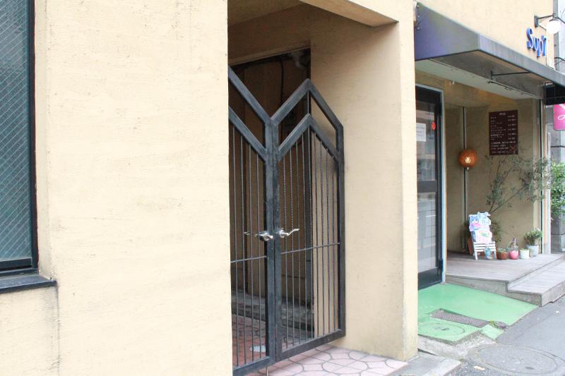 FUJIMIDAI 2 / Entrance